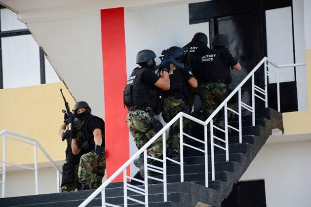 """Военна полиция"" бурно се модернизира"