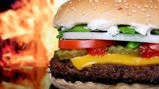 Вредни съставки в хамбургерите