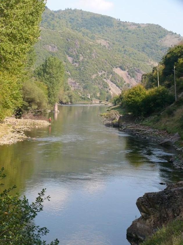 Искър е най-опустошената река