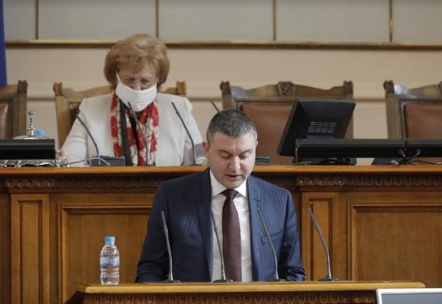 Горанов: Държавата трябва да разполага с достатъчно ликвидност