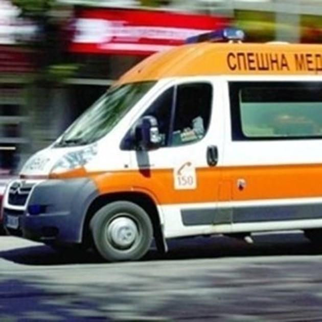 Жена загина при катастрофа в София