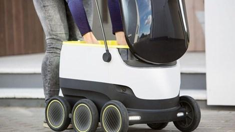 Създателите на Skype разработиха робот, който да доставя бакалски стоки