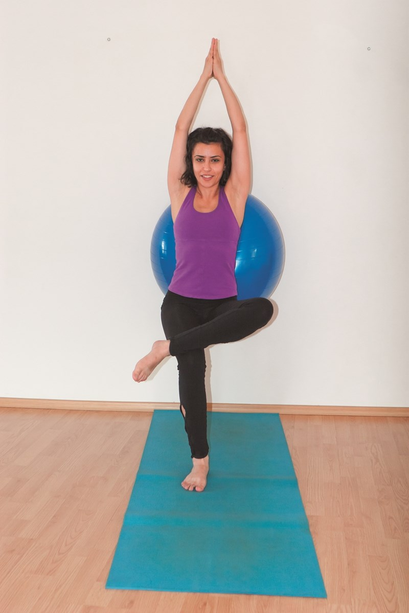 Упражнения срещу болки в гърба и кръста (галерия..