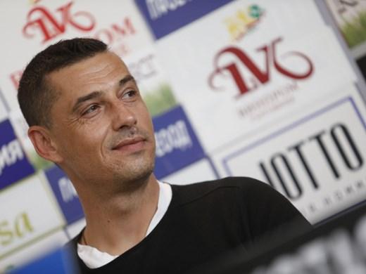 """Томаш: Някои са спокойни - """"Славия"""" е там, където искаха"""