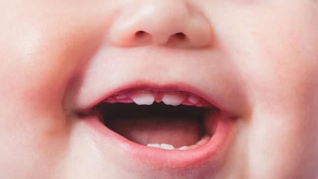 Грижата за зъбчетата на бебето започва още преди самото им поникване