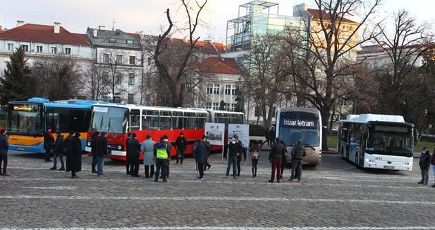 С изложение отбелязваме 120 години градски транспорт в София