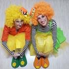 Медицинските клоуни Янита и Ива : Децата забравят за болката със смях