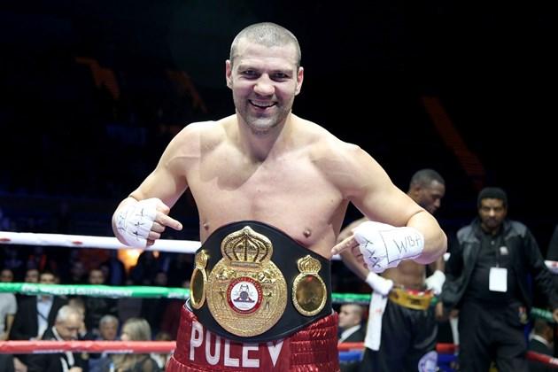 Боксьорът Тервел Пулев: Кубрат иска да се бие през тази година