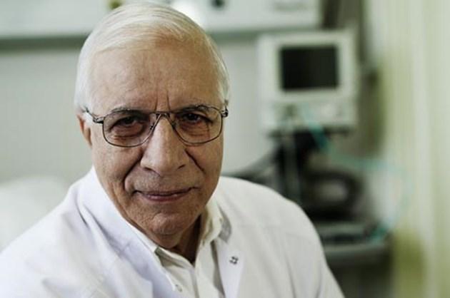 Проф. Александър Чирков почина на 82 г., не от COVID
