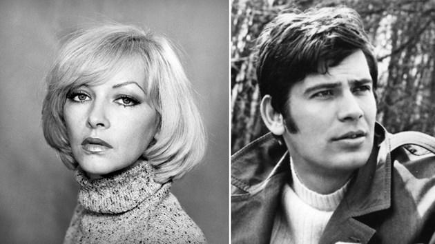 Актрисата Барбара Брилска след кончината на Стефан Данаилов: Сбогом, любов! Заради него се разведох