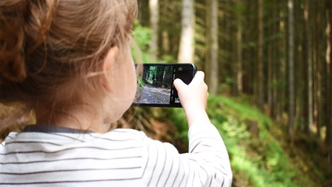 Кое по-вредно за децата  - ползването на телефон или гледането на телевизия