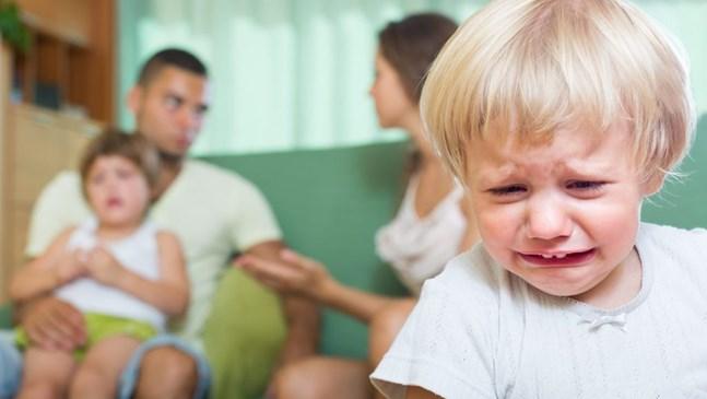 Какво се случва в душата на деца, живеещи в среда на семейни скандали