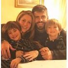 Шакира заряза Пике и децата