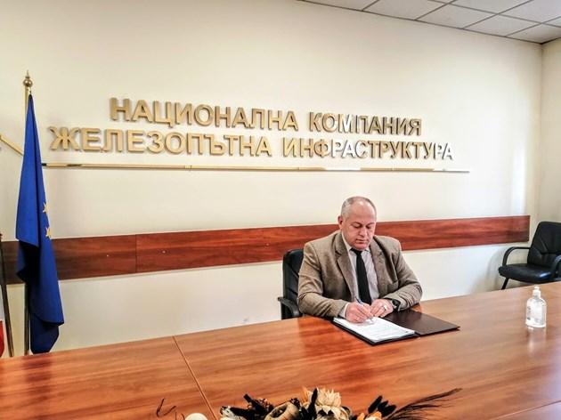 Модернизират жп възел в Пловдив с 89 млн. лв.
