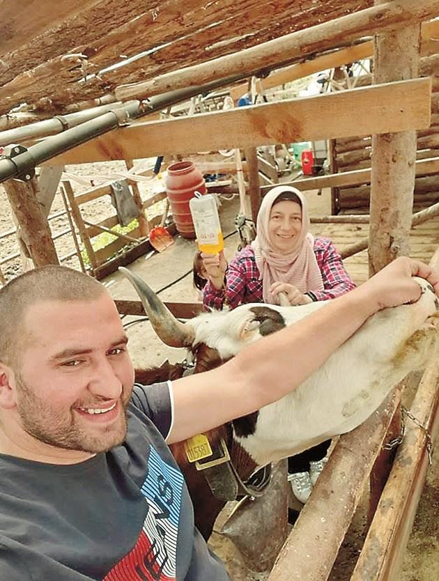 Екстремната работа е гориво за ветеринарката от Родопите