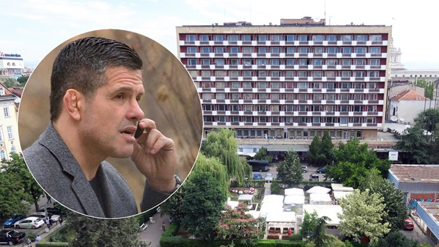 Дизайнерката Яна държи хотела на Брендо
