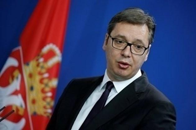 Синът на сръбския президент Вучич е болен от коронавирус