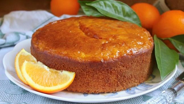 Кейк с портокали