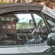Явор Бахаров с шофьор в кризата