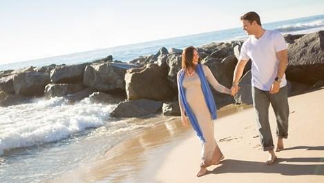 Бременност и ваканция. Какво е позволено и какво не?