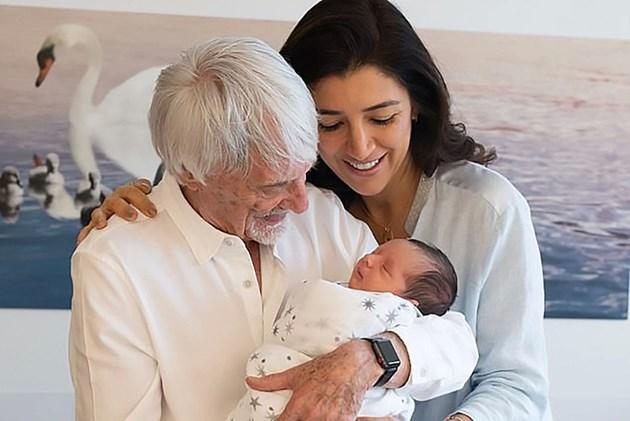 Бърни иска бебе и на 90 години