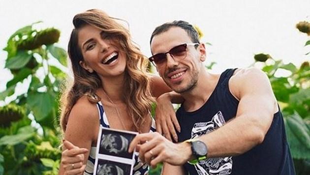 Алекс и Дани Петканови чакат бебе