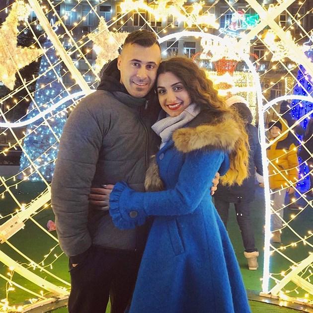 Певица избяга от Кипър заради репортер на Слави