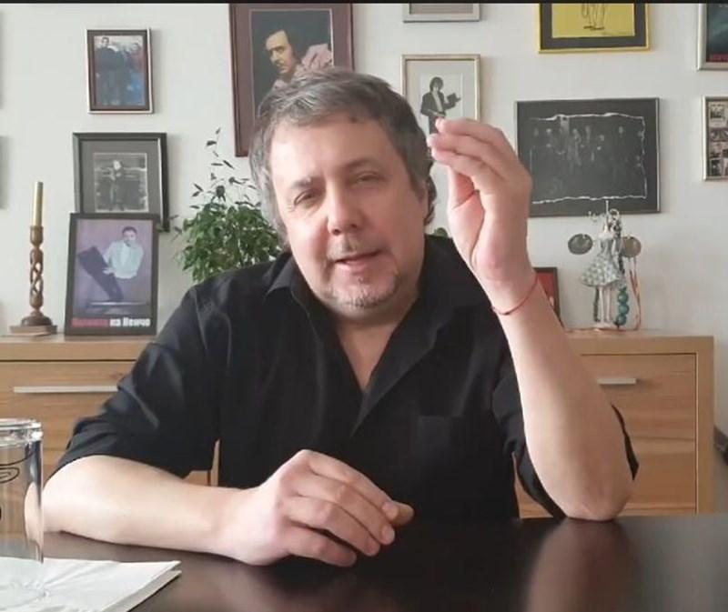 Кадър и видео Фейсбук/Ненчо Илчев