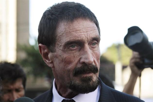 Откриха мъртъв в затвора създателя на антивирусната програма McAfee
