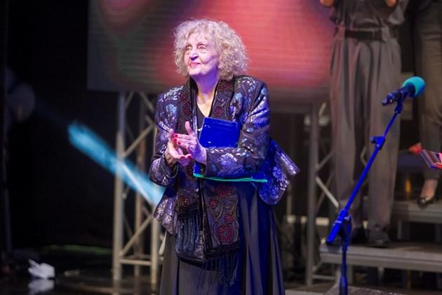 Голямата Таня Лолова с награда на името на Георги Калоянчев: Калата теглеше целия театър на гърба си!