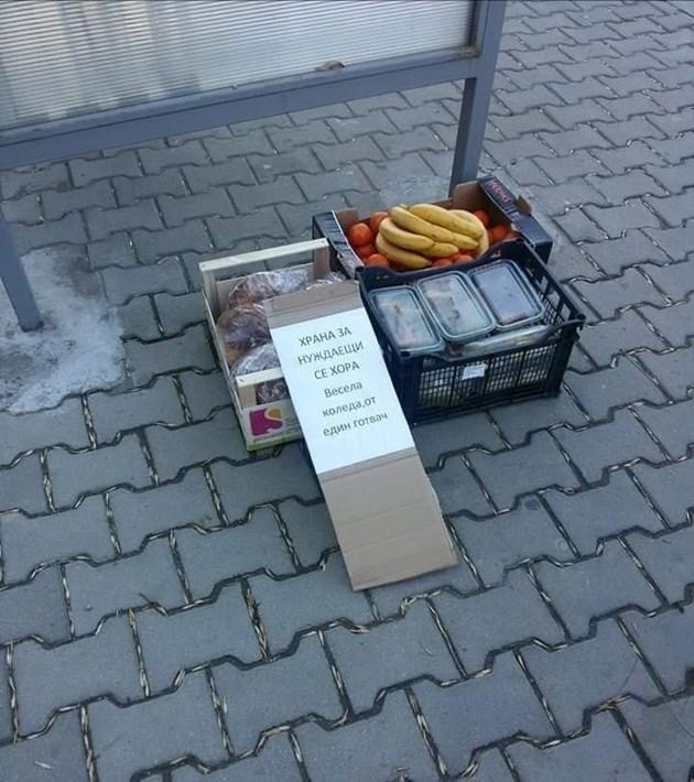 Готвач в Пловдив дари храна за нуждаещи се