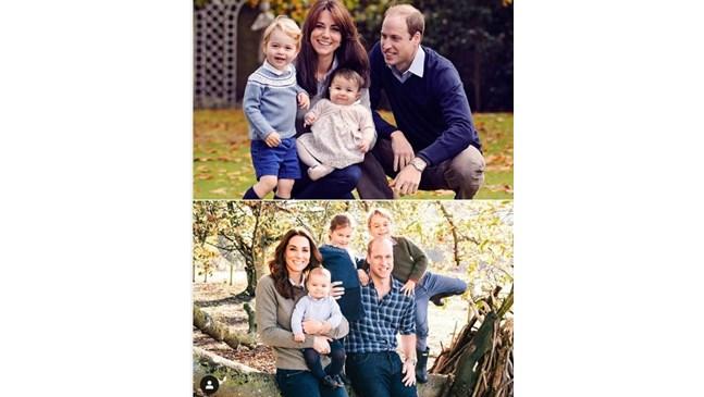 Кейт и Уилям с трогателни снимки за Деня на майката (Галерия)