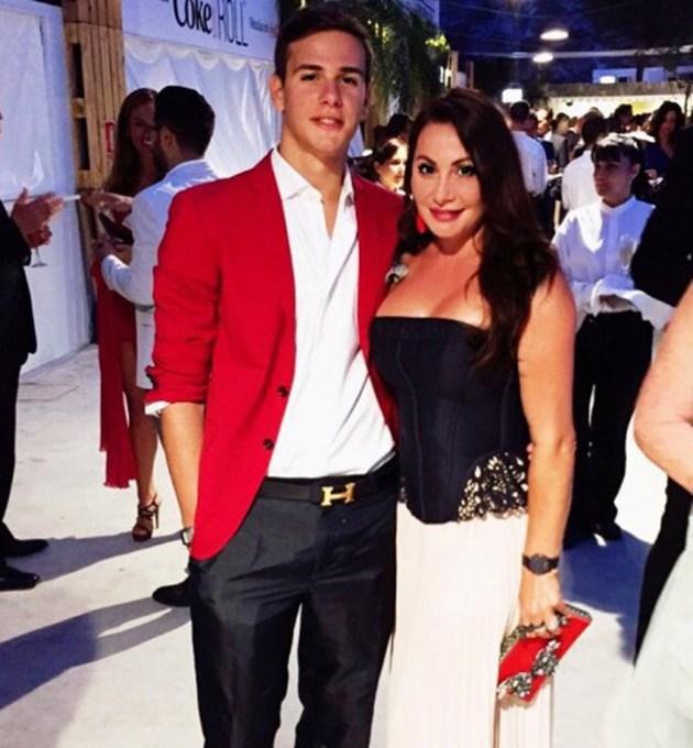 Синът на Дарина Павлова стана шеф на Мел Гибсън