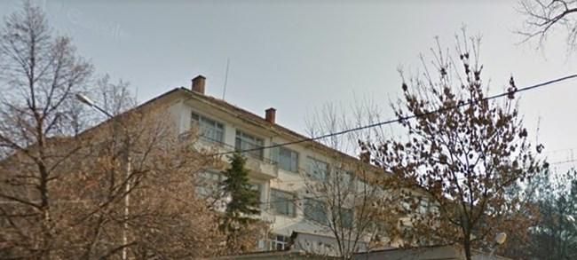 """Ямболската многопрофилна болница """"Св. Пантелеймон""""  СНИМКА: Гугъл стрийт вю"""