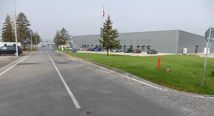 """Значителна част от новите инвестиции, направени в София, са съсредоточени в индустриалните зони, като например тази в Божурище (на снимката).  СНИМКА: """"24 ЧАСА"""""""