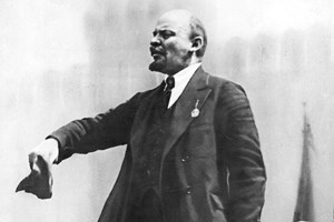 Владимир Улянов - Ленин