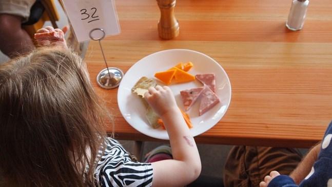 Как да въведем месо в менюто на детето