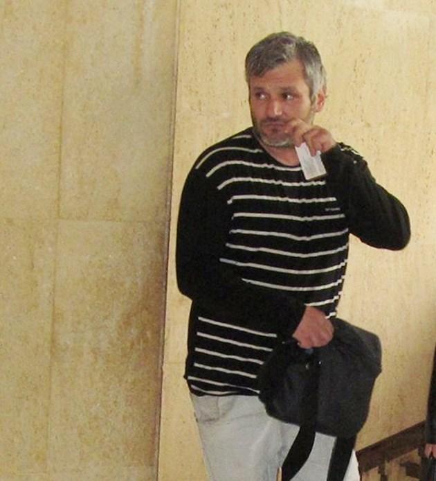 Петър Рачков отново сгащен с дрога