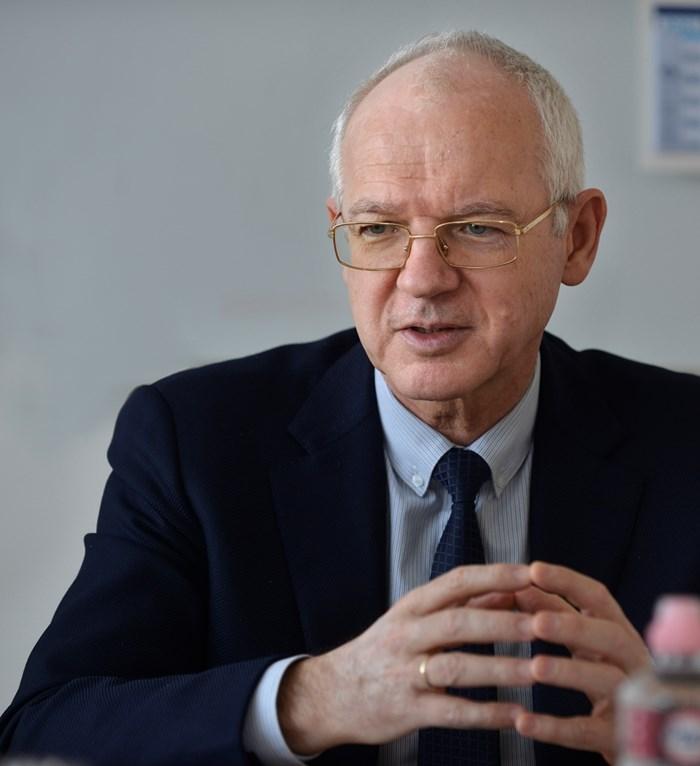 Васил Велев, ротационен председател на работодателските организации