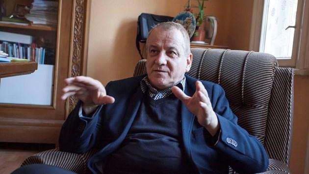 Шефът на СБП Боян Ангелов: Срамно е Бай Ганьо да е образът ни!