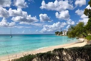 Най-приятните и тихи плажове са по западното крайбрежие на Барбадос