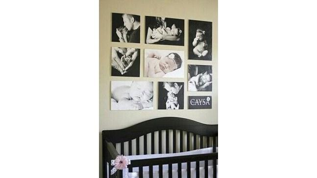 Супер идеи за декориране на бебешката стая