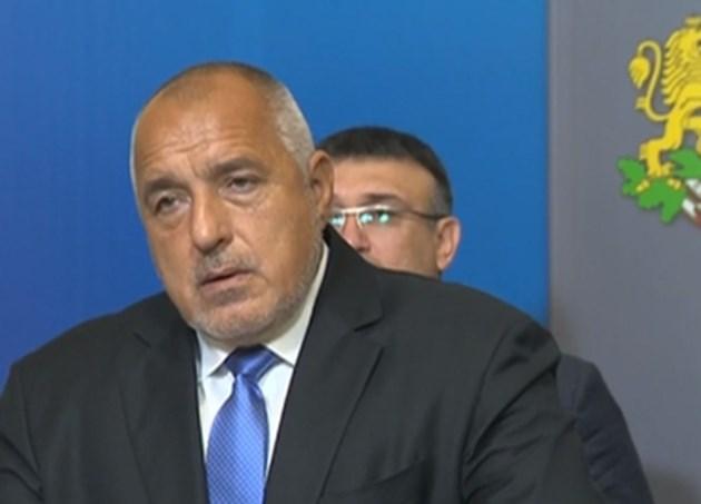 Борисов: Издирваха Северин в три германски провинции, разпитват го в германски съд
