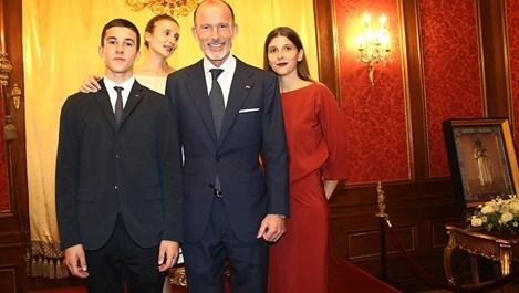 Царската внучка Мафалда стана модел на Майкъл Корс