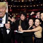 """Тръмп се подигра на филма """"Паразит"""", който спечели """"Оскар"""""""