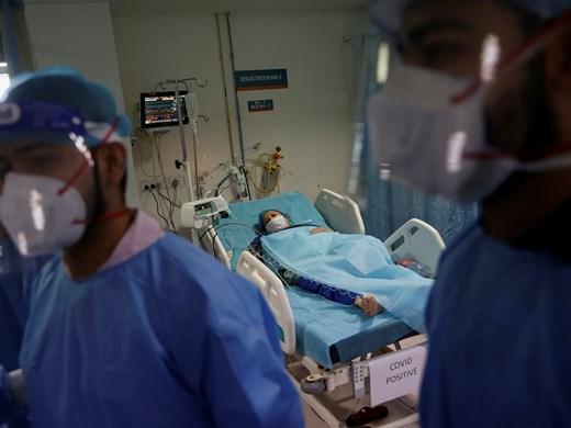 Индия премина за първи път прага от 4000 починали за денонощие
