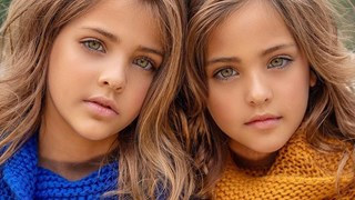 Ейва и Лия - най-красивите момичета в света (Снимки)