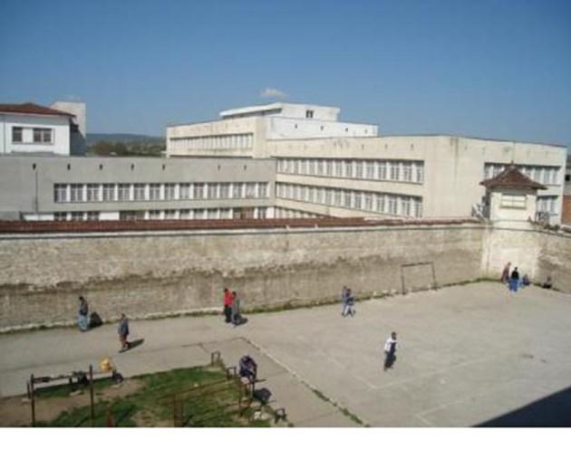 Болницата в затвора в Ловеч