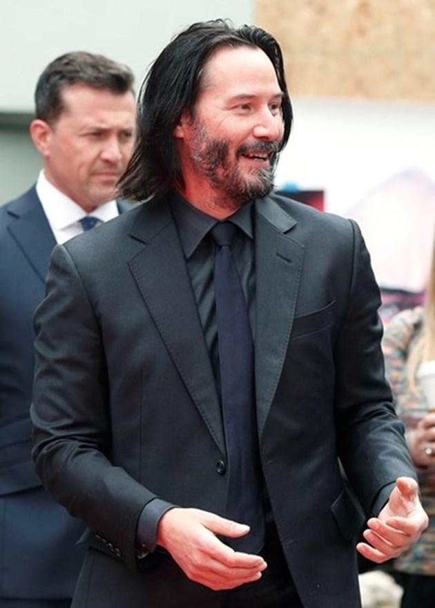 Два филма с Киану Рийвс ще излязат по екраните в САЩ в един и същ ден през 2021 г.