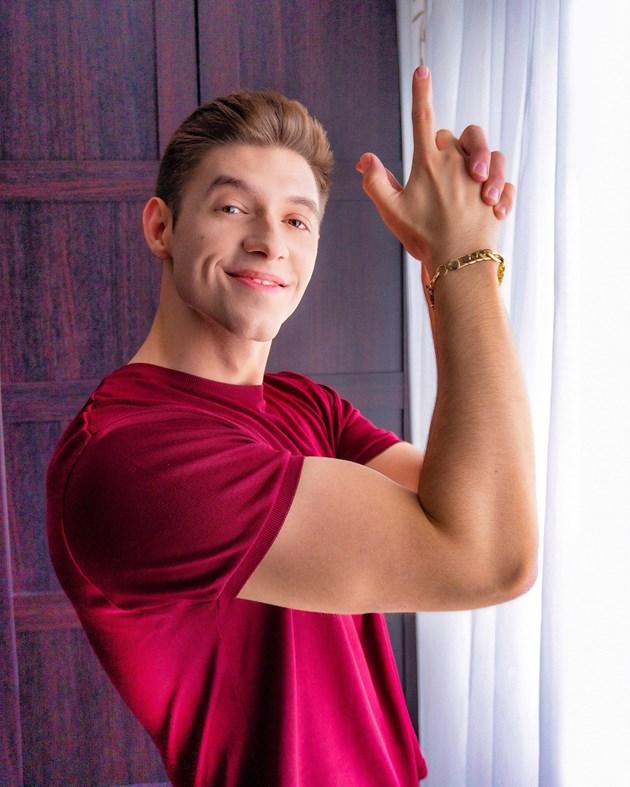 Актьорът Петър Байков: Изпявам 45 различни гласа